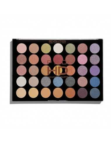 Makeup Revolution HD Palette Amplified 35 Exhilarate paleta cieni