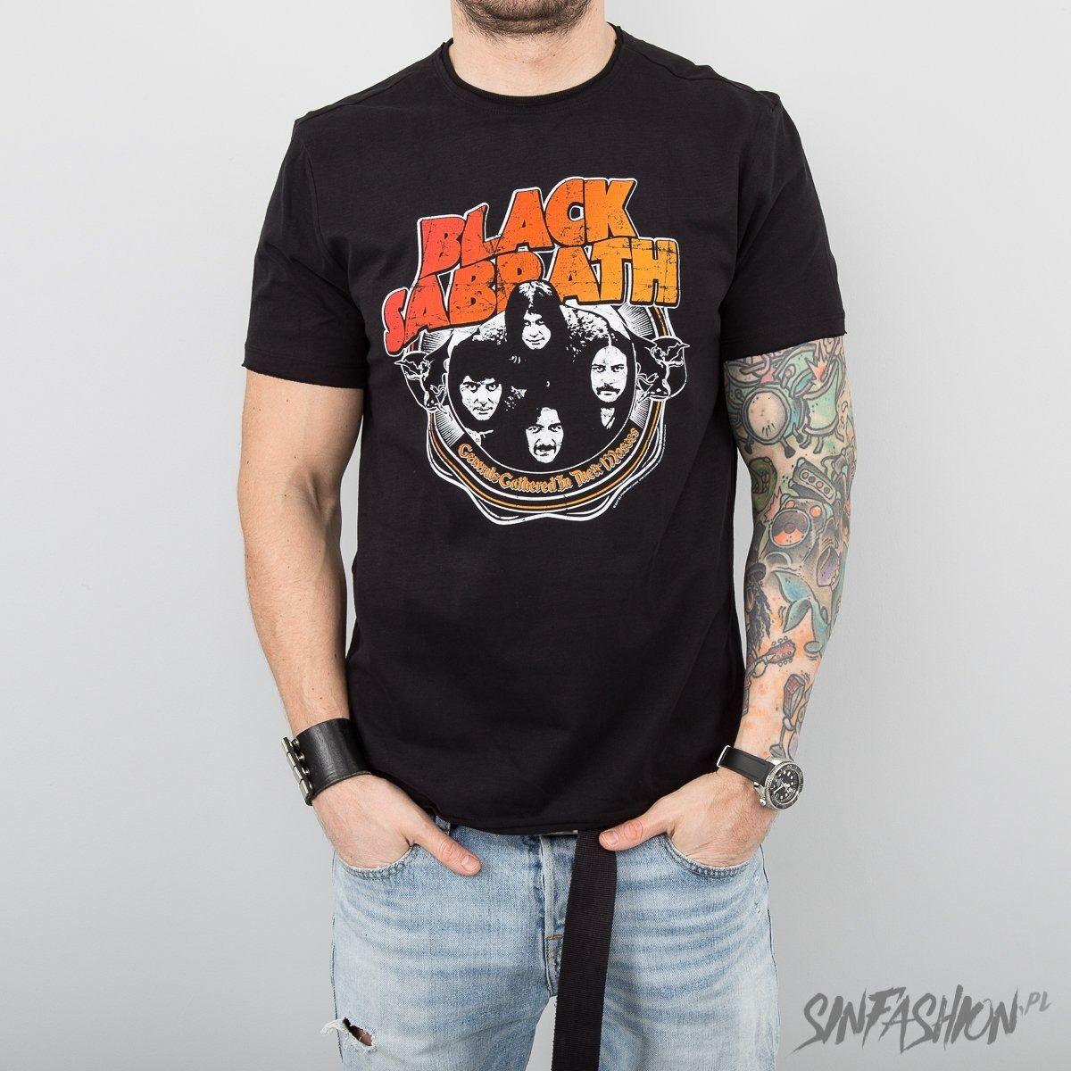 Koszulka amplified black sabbath war pig