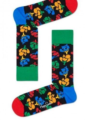 Happy Socks skarpetki TEE01-2200 r.36-40 park