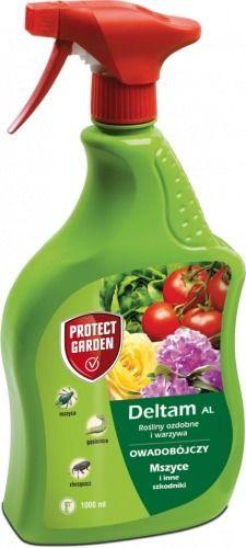 Deltam al spray  zwalcza mszyce i inne szkodniki  1 l protect garden
