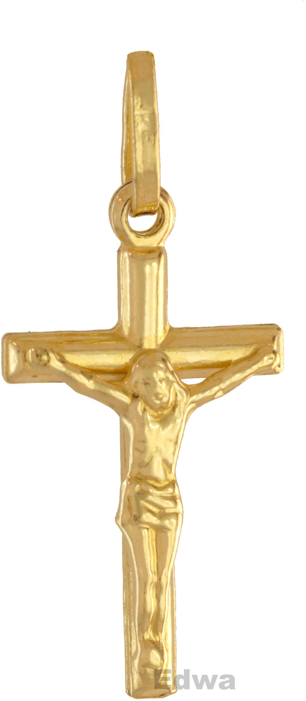 Zawieszka Krzyżyk z Panem Jezusem pr.585