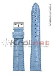Pasek Bros 8787/85/20 - niebieski