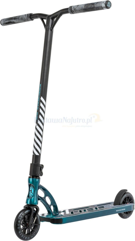 Hulajnoga wyczynowa Stunt Madd Gear MGP Origin Team LTD 120 mm liquid blue