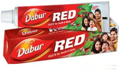 Pasta Do Zębów Dabur Red 200g