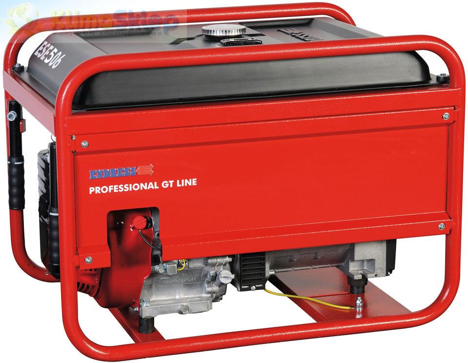 Agregat prądotwórczy Endress ESE 506 DHS-GT