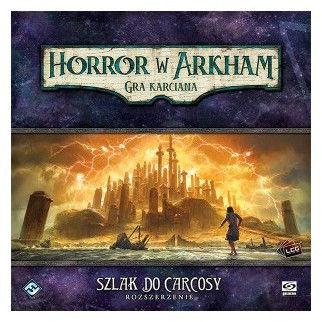 Horror w Arkham: Szlak do Carcosy ZAKŁADKA DO KSIĄŻEK GRATIS DO KAŻDEGO ZAMÓWIENIA