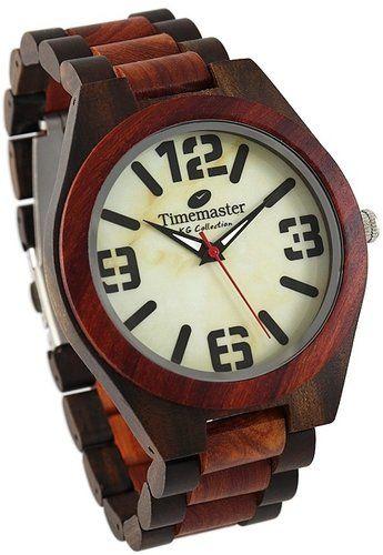 Timemaster Wood 218-01 - Możliwa dostawa za darmo