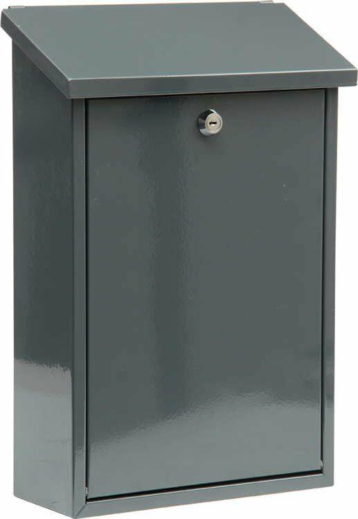 Skrzynka na listy 400x250x100mm - Szara Vorel 78571 - ZYSKAJ RABAT 30 ZŁ