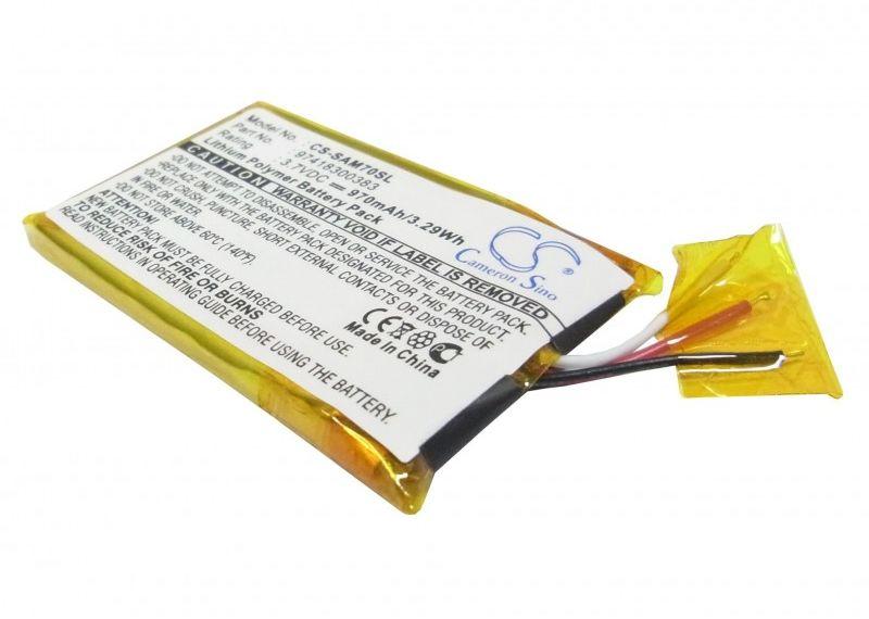 Sony MX-M70 / 97418300383 970mAh 3.59Wh Li-Polymer 3.7V (Cameron Sino)