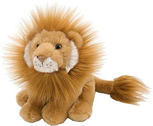 Wild Republic 10869 Plusz lwa, przytulanka miękkie zabawki, prezenty dla dzieci, 20 cm, wiele