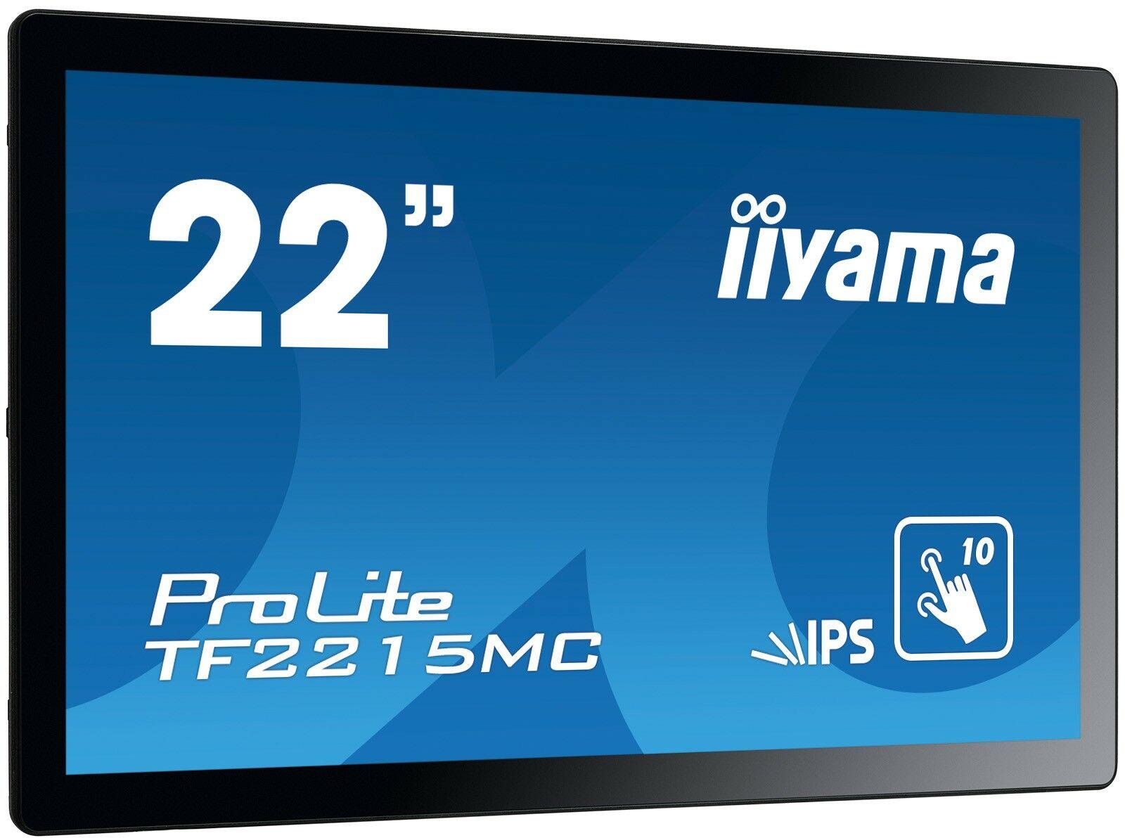 """Monitor dotykowy do zabudowy iiyama ProLite TF2215MC-B2 22"""" IP65 AF+TG + WYSYŁKA W 24H GRATIS !! AUTORYZOWANY SKLEP IIYAMA"""