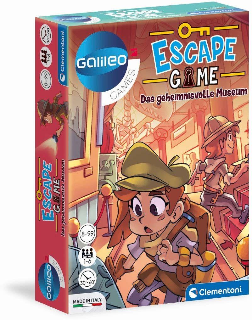 59227  Galileo Escape Game  tajemnicze muzeum