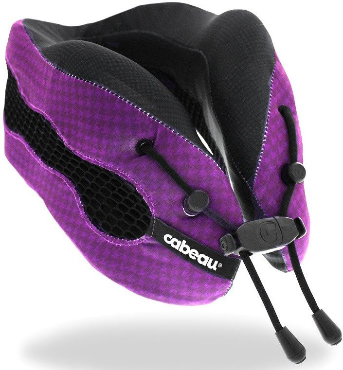 Poduszka podróżna Cabeau TP Evolution Cool - purple - purple