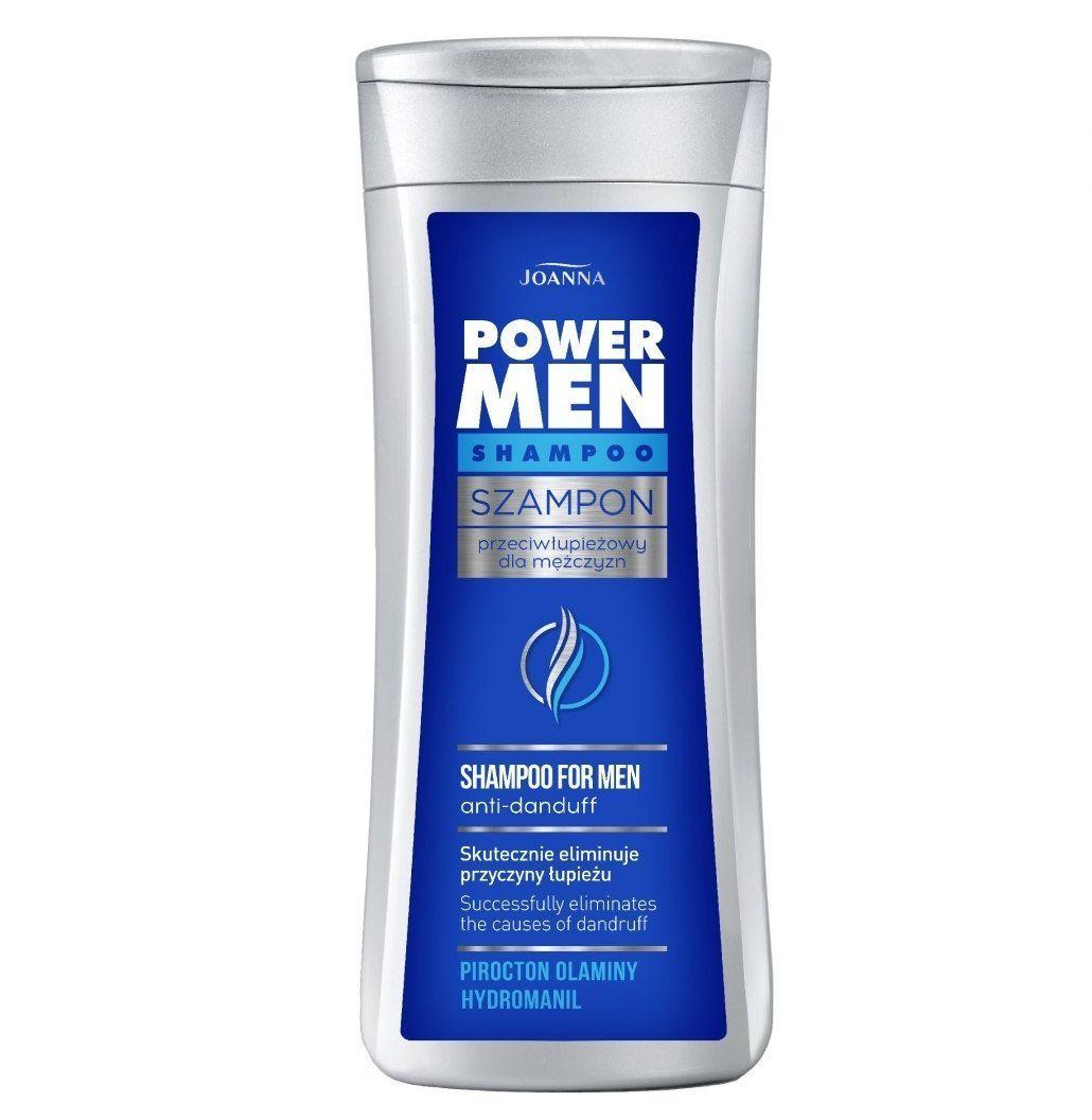 Joanna Joanna Power Hair Szampon przeciwłupieżowy do włosów dla mężczyzn 200ml