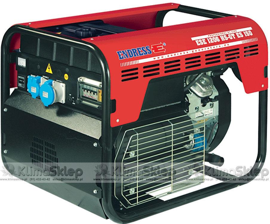 Agregat prądotwórczy Endress ESE 1206 HS-GT ES