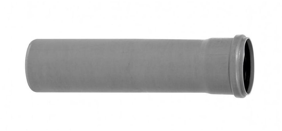 Rura kanalizacyjna PP 75 x 1000 mm EQUATION