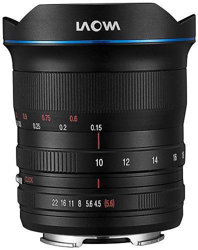 Obiektyw Laowa C-Dreamer 10-18 mm f/4.5-5.6 Sony E