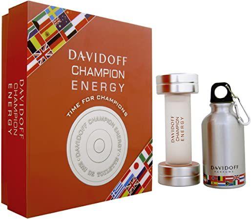 Davidoff Champion Energy bidon + woda toaletowa - 90ml