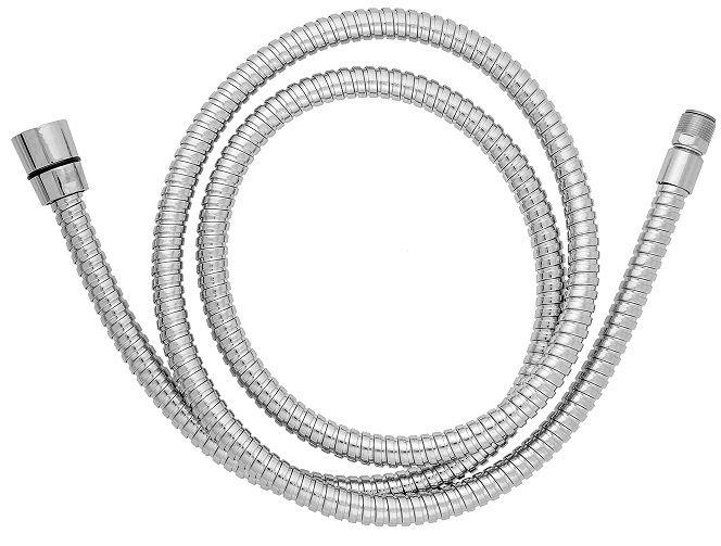 Omnires wąż kuchenno-wannowy 150 cm chrom 062CR