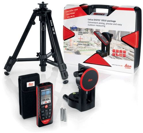 Leica Disto D510 PRO PACK Autoryzowany Dystrybutor Leica PROMOCJA