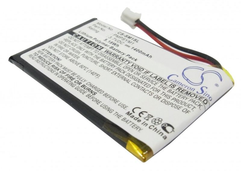 Sony HDPS-M1 / PMPSYM1 1400mAh 5.18Wh Li-Polymer 3.7V (Cameron Sino)