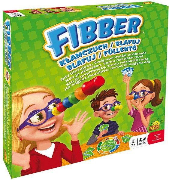 Cobi, Fibber Kłamczuch, gra planszowa