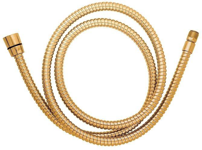 Omnires wąż kuchenno-wannowy 180 cm złoty 062MGL
