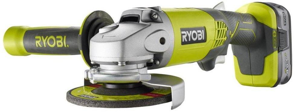 Szlifierka kątowa Ryobi R18AG-140S 18 V