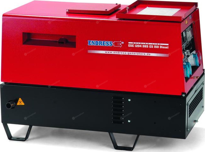 Agregat prądotwórczy Endress ESE 1204 DHS-GT ES ISO DI