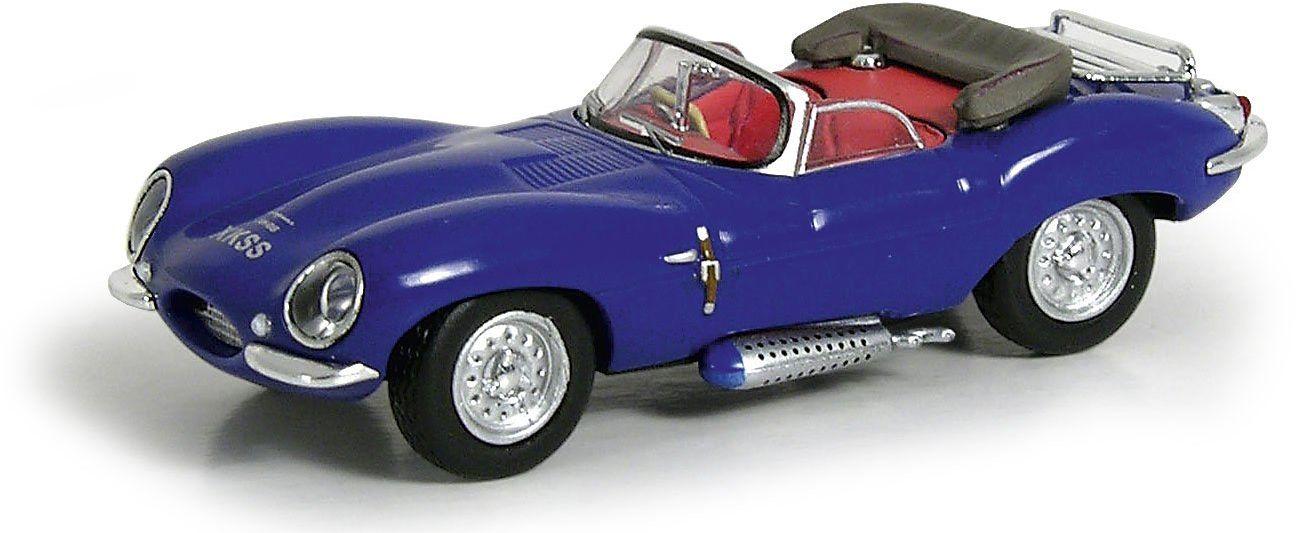 Ricko Ricko 9838323 - RickoRicko: Jaguar XKSS Cabrio niebieski