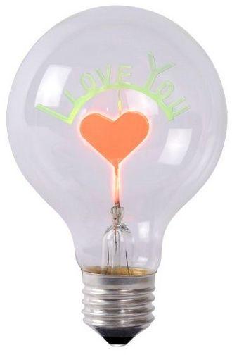 LED BULB-I LOVE 49037/03/60
