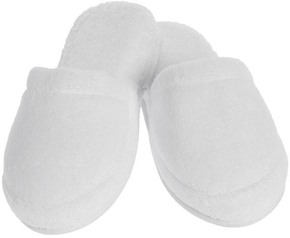 Unisex kapcie COMFORT Biały 30 cm