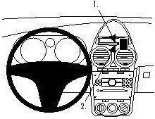ProClip do Opel Corsa 07-14
