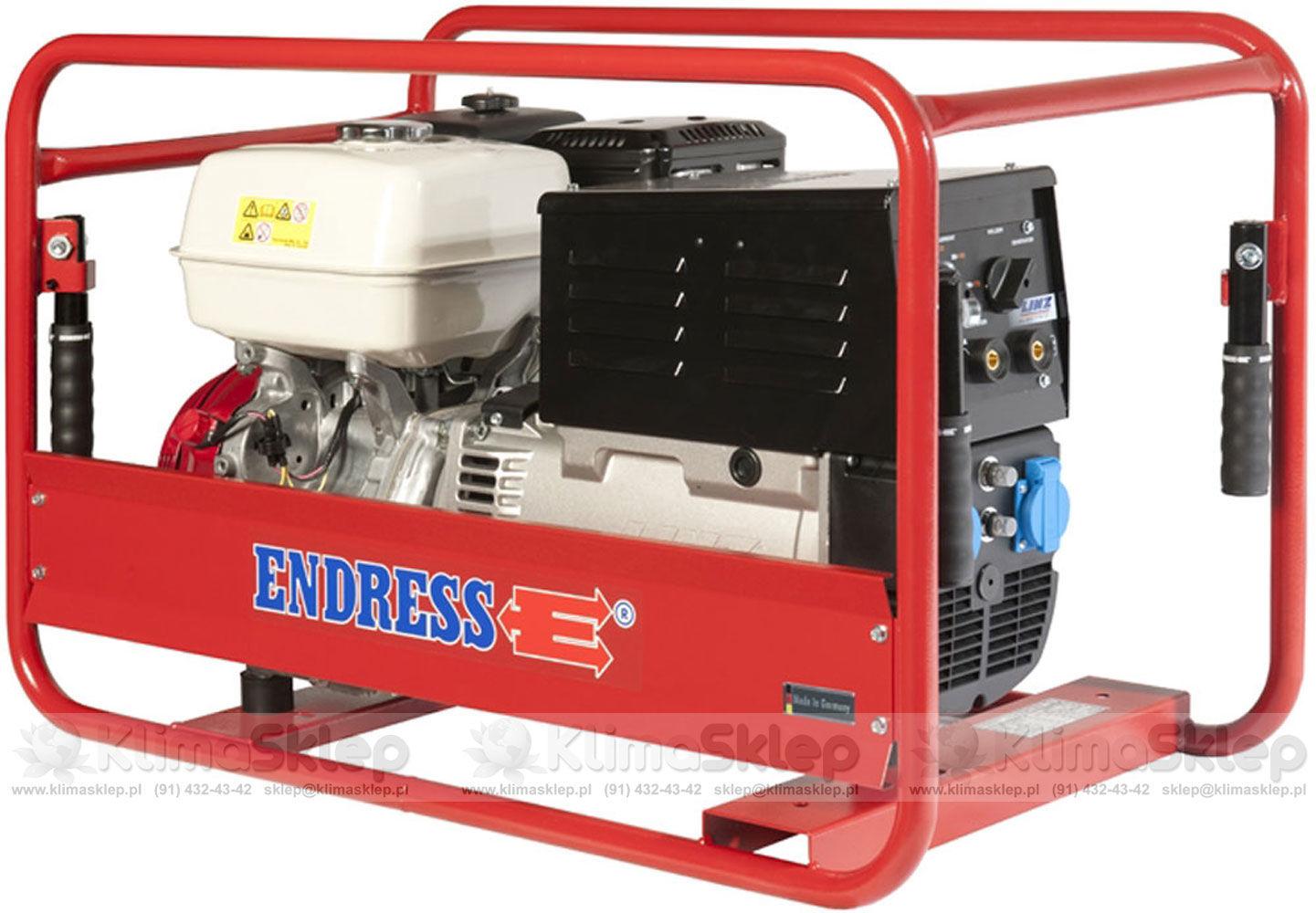 Agregat prądotwórczy Endress ESE 704 SHS-AC