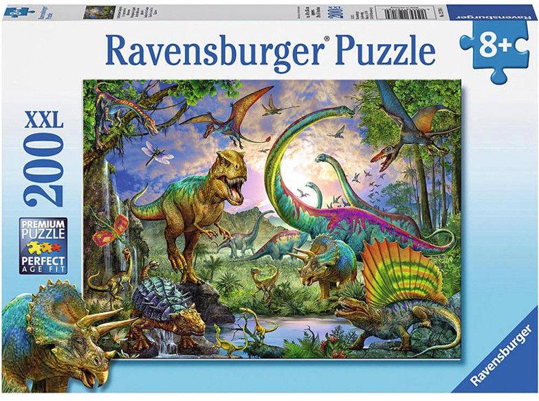 Ravensburger - Królestwo gigantów Puzzle 200 elem. 127184