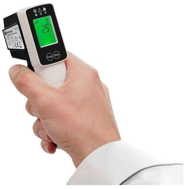 Termometr cyfrowy z sondą HACCP