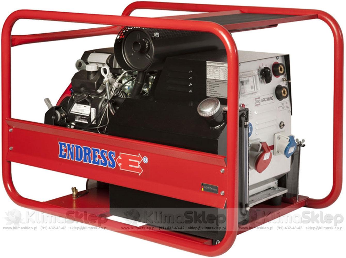 Agregat prądotwórczy Endress ESE 1006 SDHS-DC ES