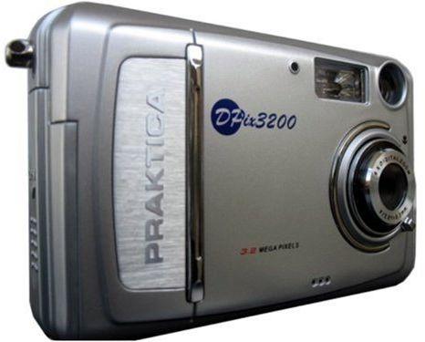 Pentacon Praktica DPix 3200 aparat cyfrowy 3.2 (2048 x 1536) 16 MB