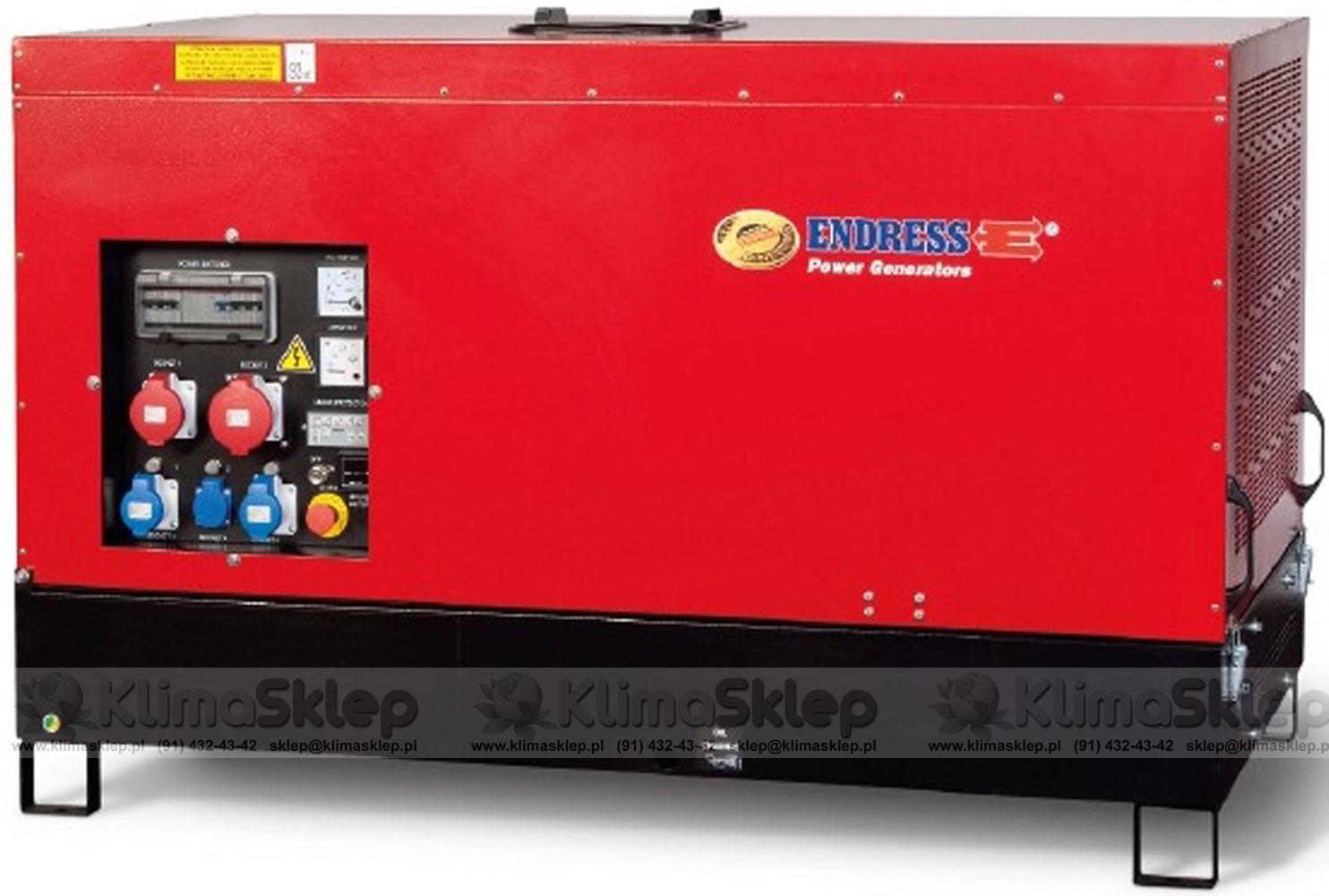 Agregat prądotwórczy Endress ESE 10 YW-B