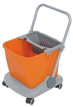 Wózek do sprzątania z wyciskarką MIKRO IV Splast