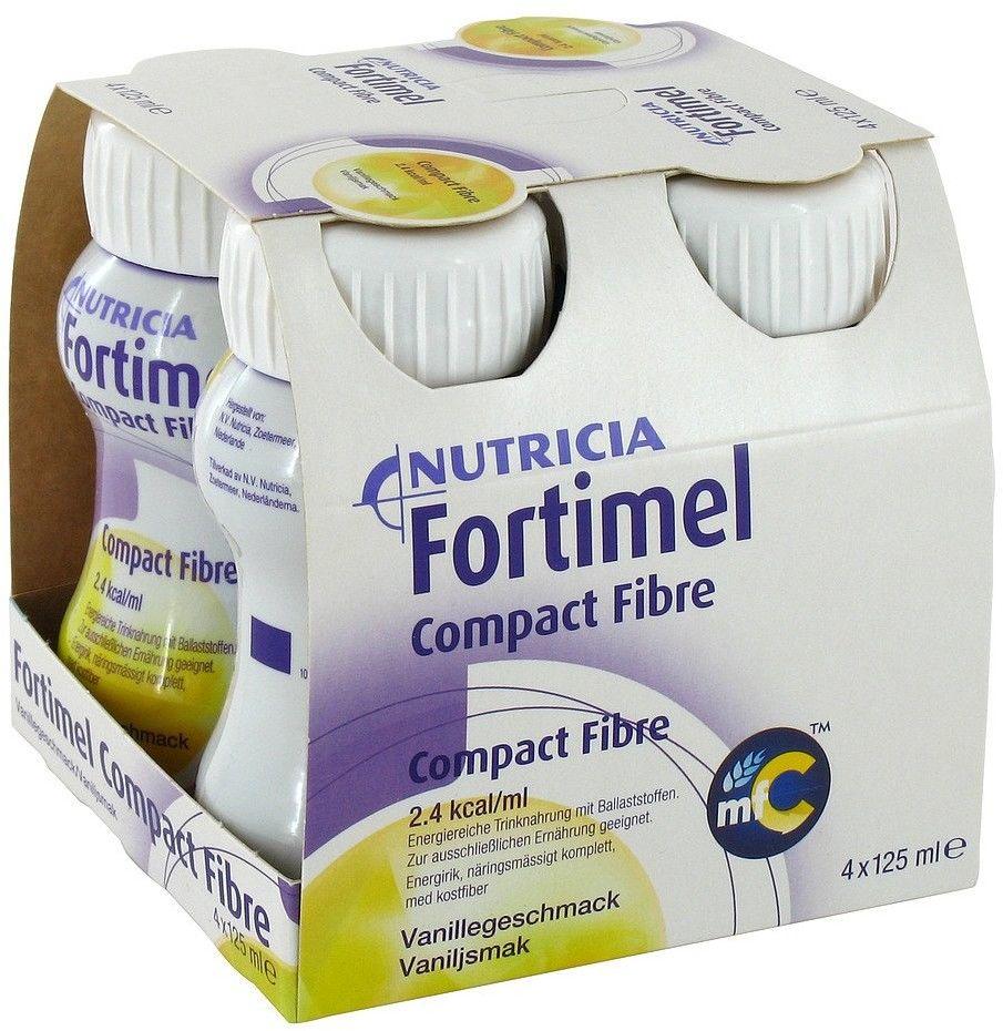 Fortimel Compact Fibre smak waniliowy