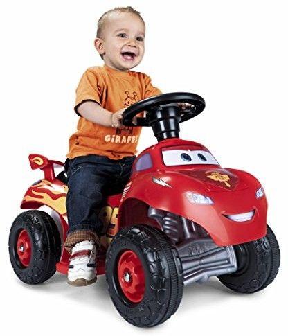FEBER Cars ZygZak McQueen Quad Dla Dzieci Na Akumulator 6V