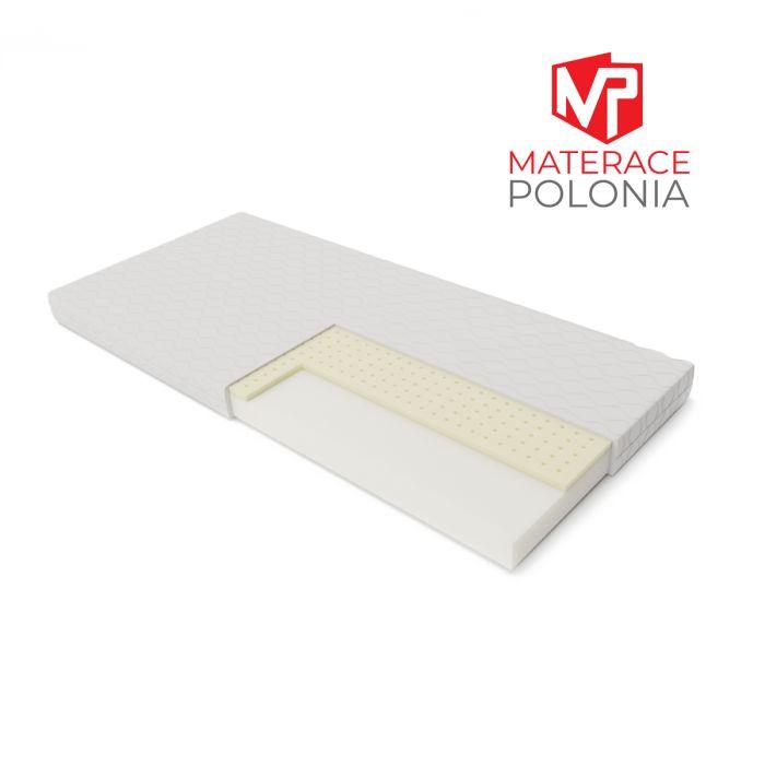 materac piankowy GÓRSKI MateracePolonia 200x200 H2 + RATY