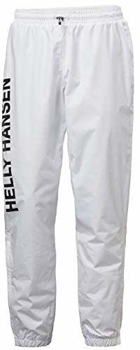 Helly Hansen Ervik damskie spodnie przeciwdeszczowe, białe, XS