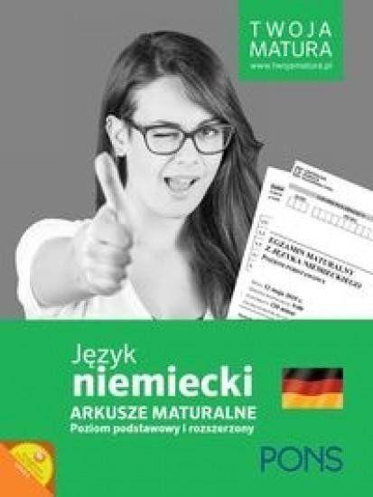 Arkusze maturalne. Niemiecki - praca zbiorowa