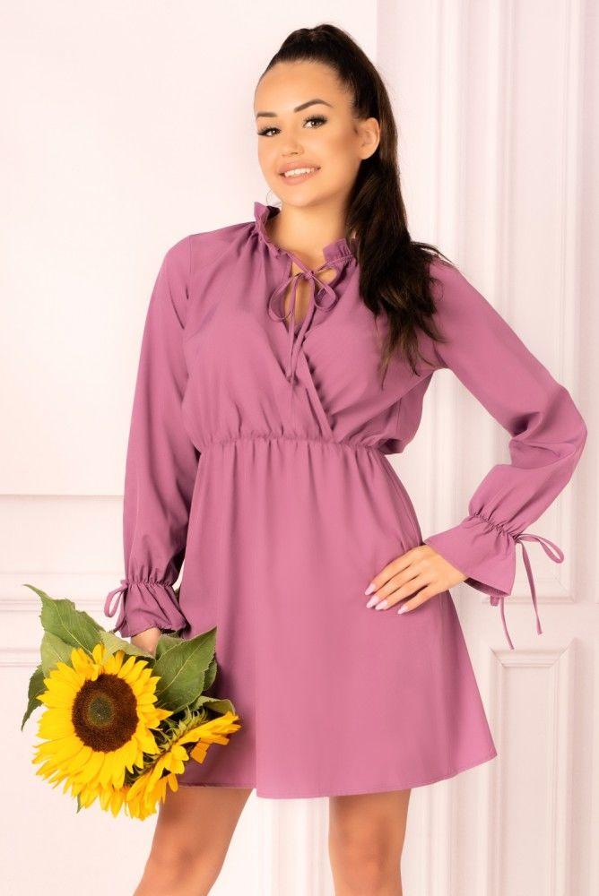 Mirava Purple sukienka