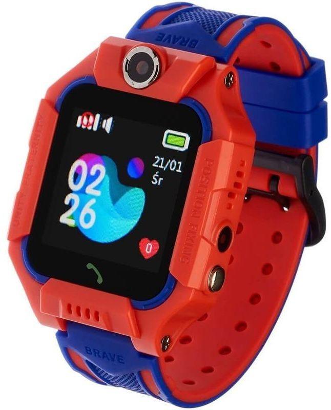 GARETT Smartwatch Kids Play czerwony