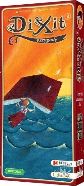 Dixit 2: Przygody REBEL - Jean-Louis Roubira