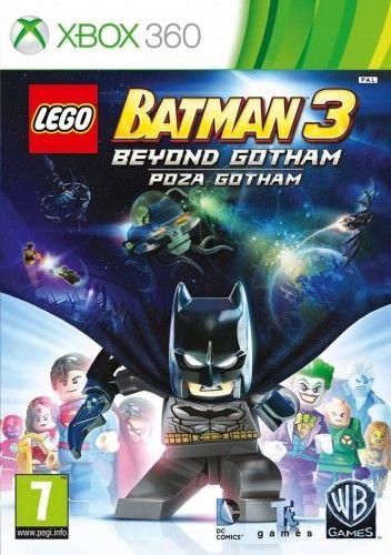 LEGO Batman 3 Poza Gotham X360