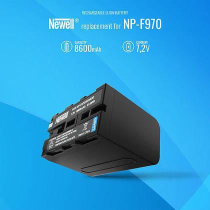 Akumulator Newell zamiennik Sony NP-F960, NP-F970